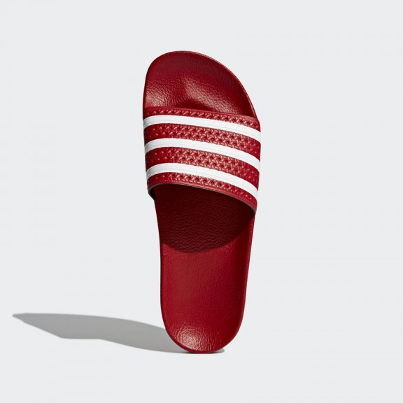 Chanclas Moya Hombre De Deportes Adidas Rojoblanco Adilette Piscina OgOqS