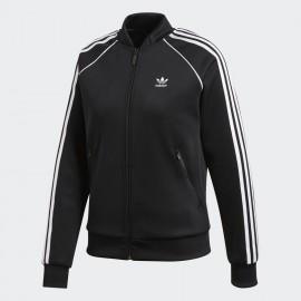 Sudadera Adidas SST TT negro mujer