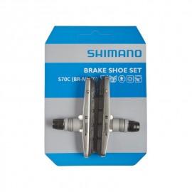 Zapatas 1 par de freno Vb Shimano  S70C (BR-M770)
