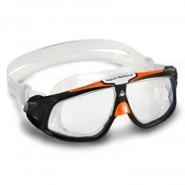 Gafas Aquasphere Seal 2.0 negro/naranja