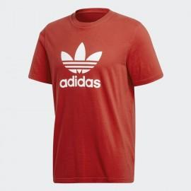 Camiseta adidas Originals rojo hombre