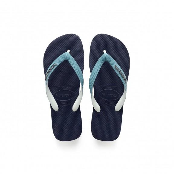 4119166715cd Chanclas Havaianas Top Mix Azul Marino Hombre - Deportes Moya