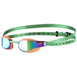 Gafas Fastskin Elite Mirror naranja/verde