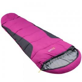 Saco de dormir montaña Regatta Hilo Boost rosa