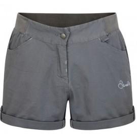 Pantalon corto outdoor Dare 2b Arioso gris mujer