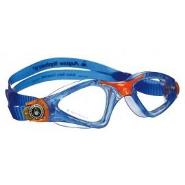 Gafas Natación Kayenne Jr azul/naranja