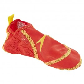 Pool Sock Junior Speedo rojo