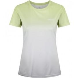 Camiseta outdoor Regatta Fingal III amarillo mujer