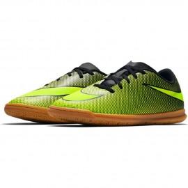 Zapatillas de Fútbol Nike Bravata II IC junior negro