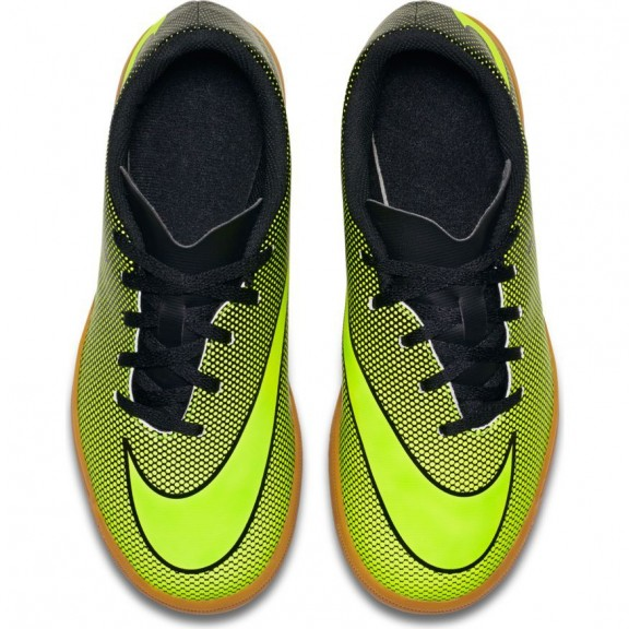 Zapatillas de Fútbol Nike Bravata II Ic Junior Negro - Deportes Moya 23ba55566b701