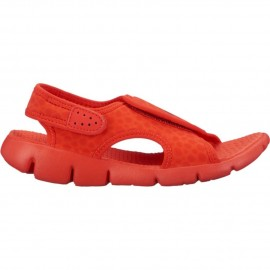 Sandalias Nike Sunray Adjust 4 (GS/PS) rojo