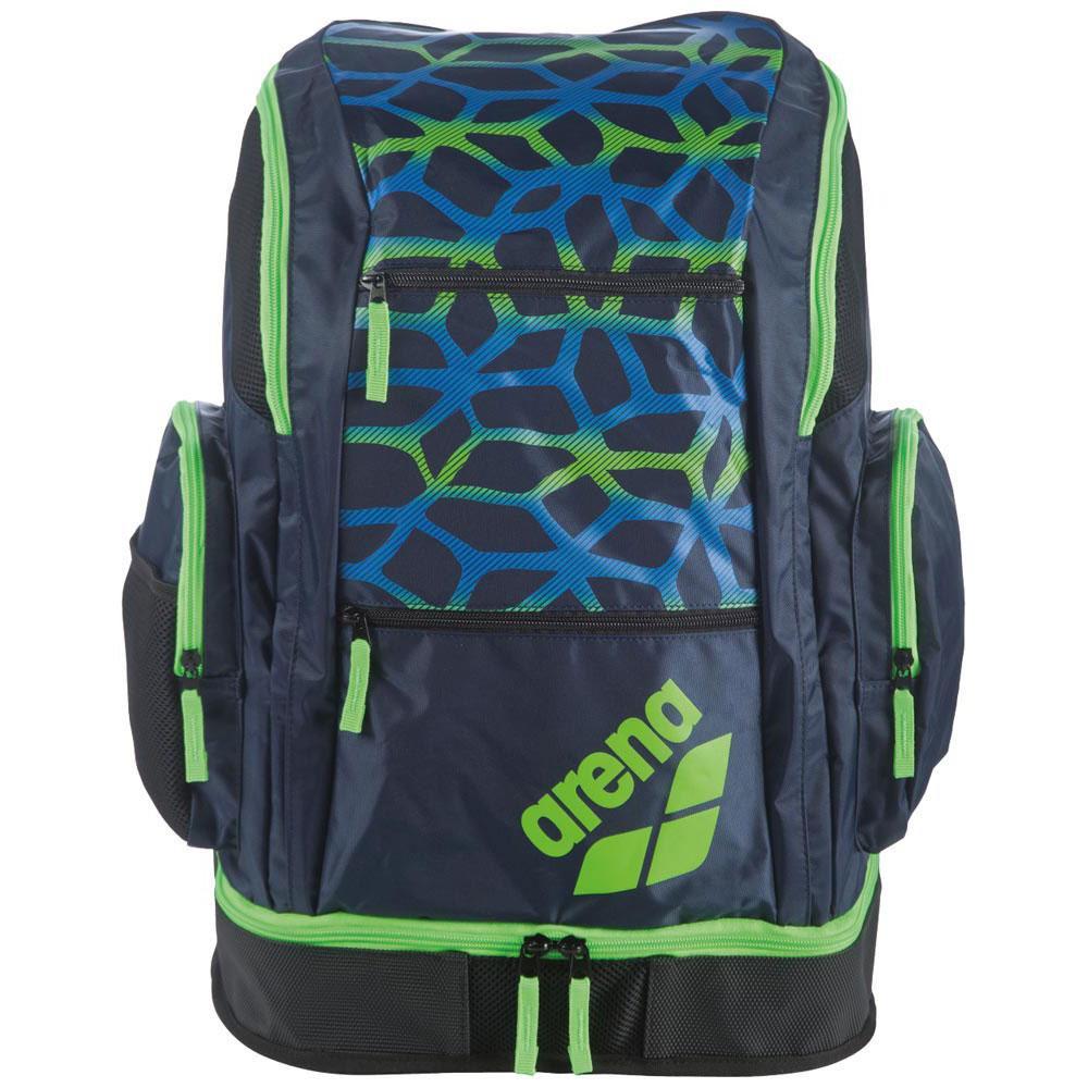 Bolsa Arena Spiky 2 Spider 40L verde azul - Deportes Moya 14af4a5a1f74b