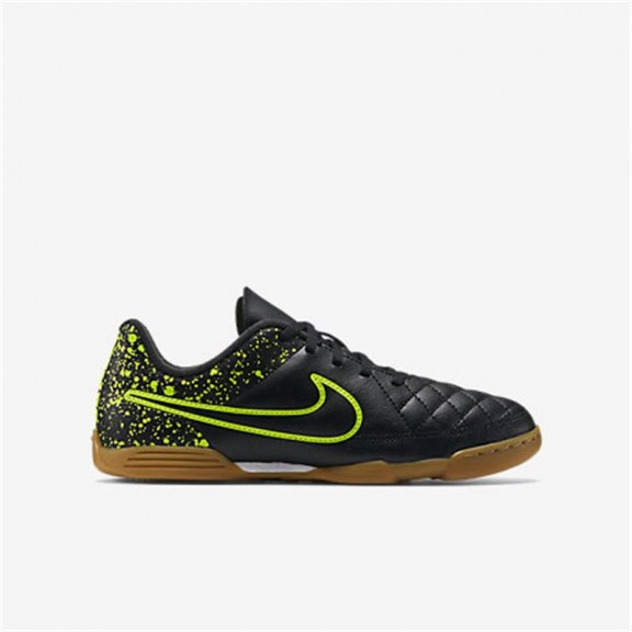 Zapatilla fútbol Nike Jr Tiempo Rio Ii Ic 631526/007