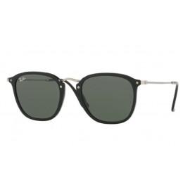Gafas Ray-Ban Rb2448N 901 51 negro lentes verde