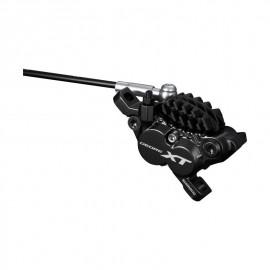 Pinza freno Shimano Deore XT M820 4 pistones Post Mount