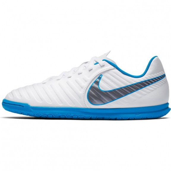 116f449359bb6 Zapatillas de Fútbol Sala Nike Legend 7 Club Junior Blanco ...