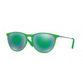Gafas Ray-Ban Junior  Rj9060s 70073r 50 verde espejo