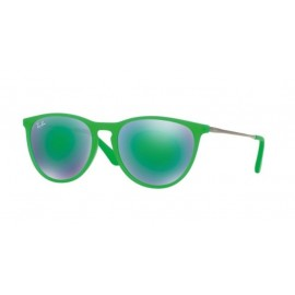 Ray-Ban Rj9060s 70073r 50 Junior  Verde Espejo Verde