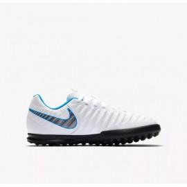 Zapatillas de fútbol Nike Legend 7 Club Tf hombre blanco