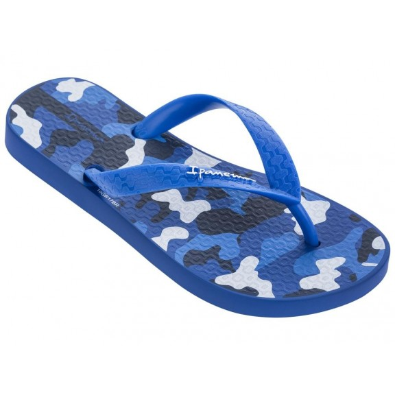 Chanclas Ipanema Classic VI azul junior