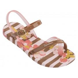 Sandalias Ipanema Fashion rosa/caramelo niña