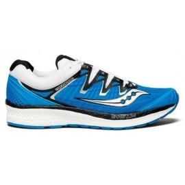 Zapatillas de running  Saucony Triumph Iso4 azul/negro hombr