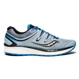 Zapatillas de running  Saucony Hurricane Iso4 gris/azul homb