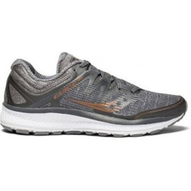 Zapatillas de running  Saucony Guide Iso gris hombre
