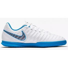 Zapatillas de fútbol sala Nike Legend 7 Club junior blanco