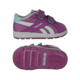 Zapatillas Reebok Royal Comp Lv2 Cvs morado blanco bebe