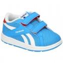 Zapatillas Reebok Royal Romp azul blanco rojo bebe