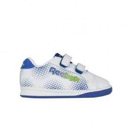 Zapatillas Reebok Solarcoaster blanco azul bebe