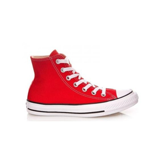 827cb5f1ef2 Zapatillas Converse All Stars Hi Rojo Hombre - Deportes Moya
