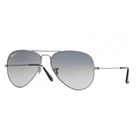 Gafa Ray-Ban Rb3025 004/78 58 Aviator large gray