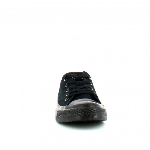 60c3802f4b0 Zapatillas Converse All Stars Hi Negro Unisex - Deportes Moya