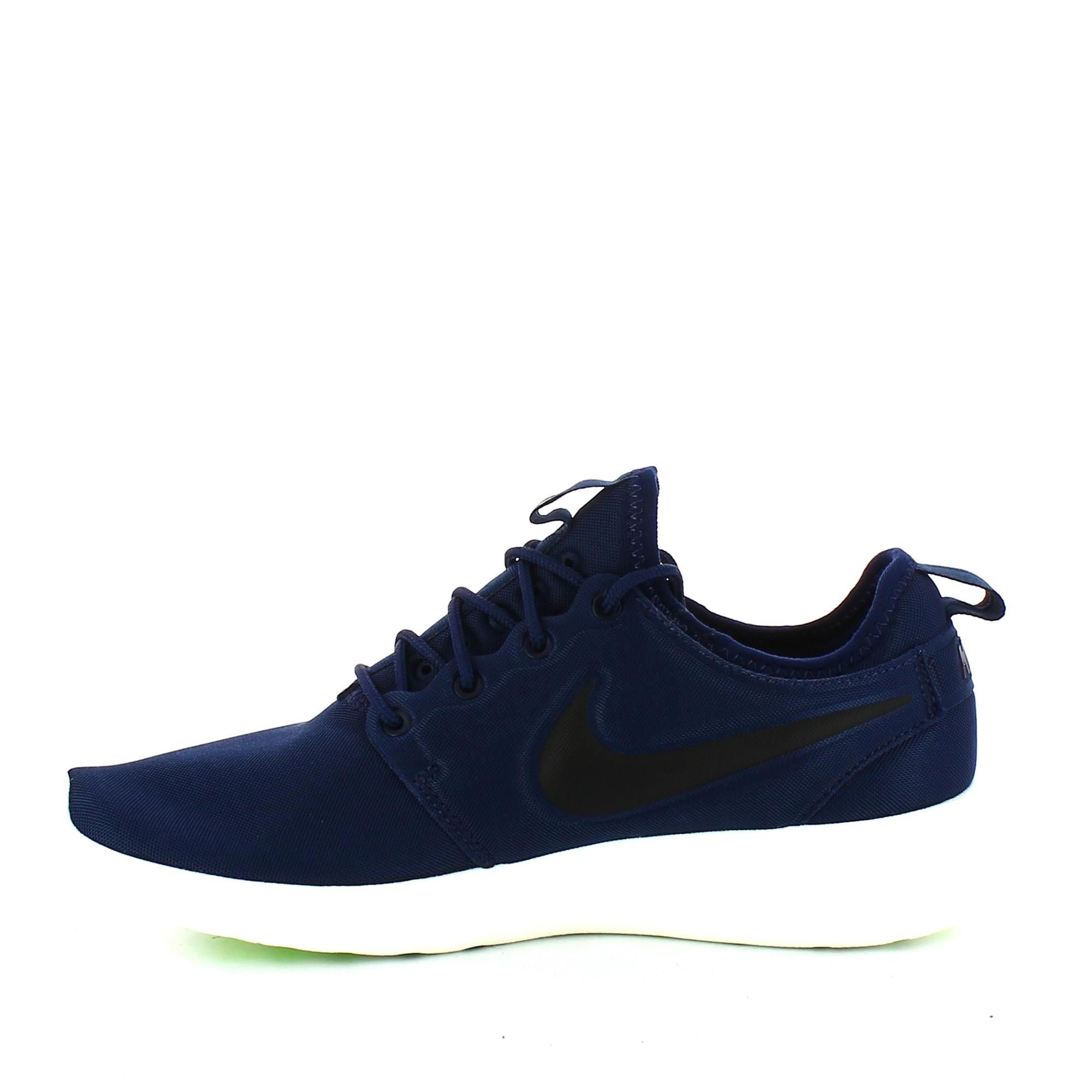 Zapatillas Nike Roshe Two azul marino hombre Deportes Moya