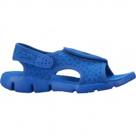 Sandalias Nike Sunray Adjust 4 (GS/PS) azul junior