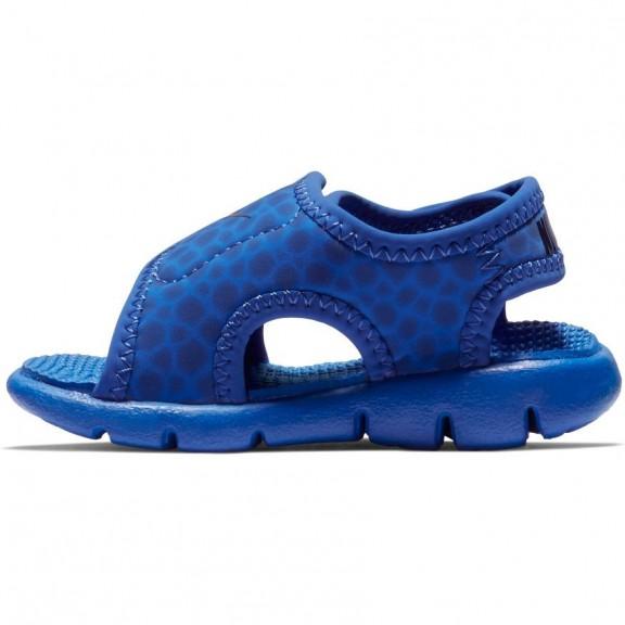 126ceab3376 Sandalias Nike Sunray Adjust 4 (Td) Azul Bebé - Deportes Moya