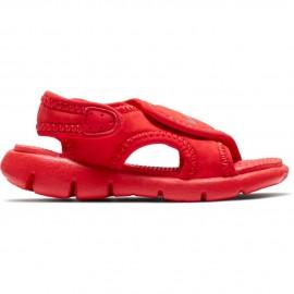 Sandalias Nike Sunray Adjust 4 (TD) rojo bebé