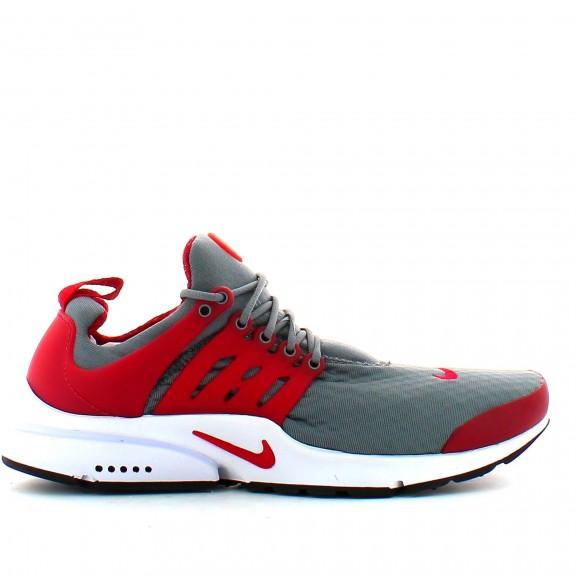 Zapatillas Nike Air Presto Essential gris rojo hombre Deportes Moya