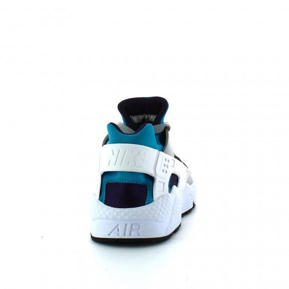 fd921670a7f Zapatillas Nike Air Huarache Gris Turquesa Hombre - Deportes Moya