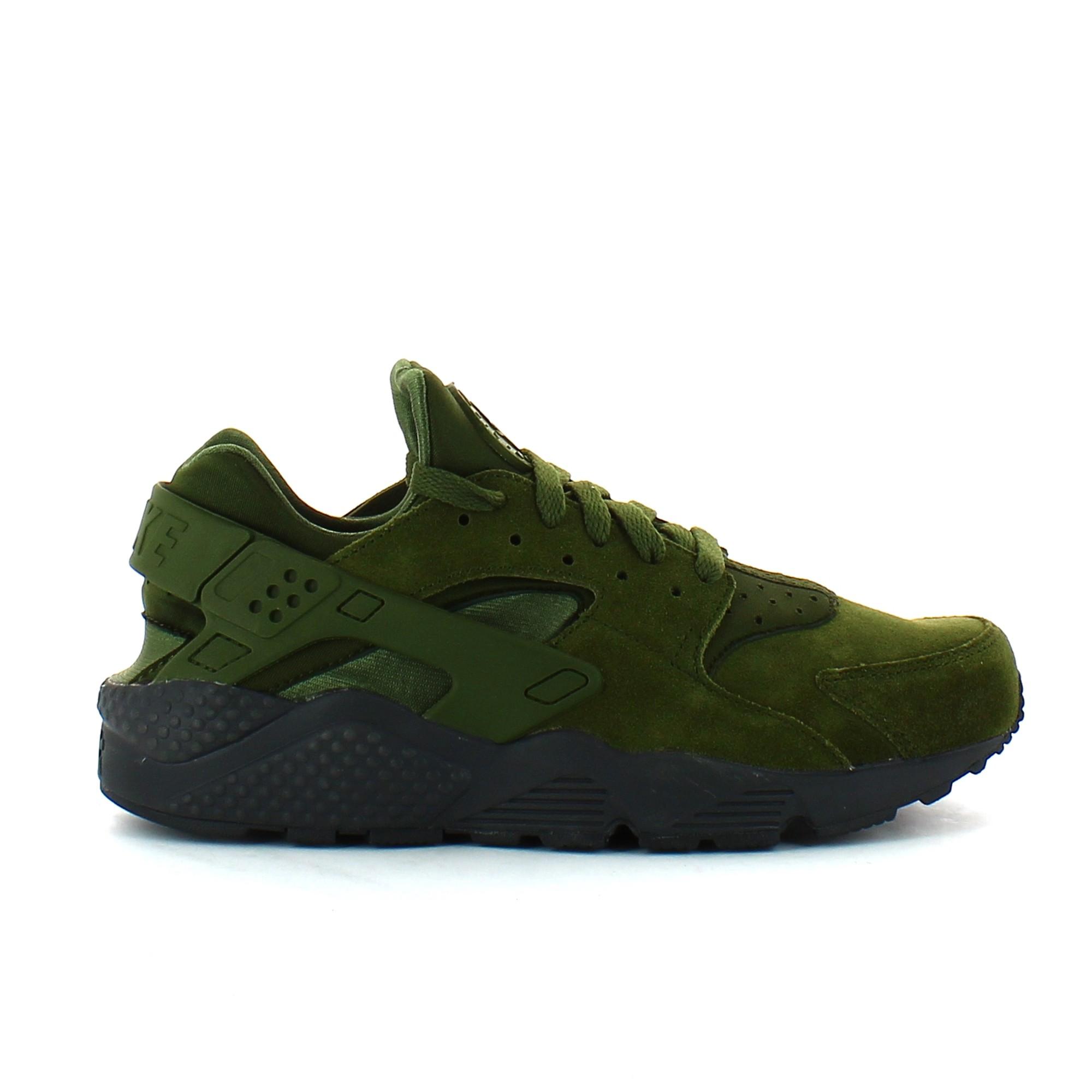 the best attitude 52626 eef63 Zapatillas Nike Air Huarache Run Se Kaki Hombre - Deportes Moya