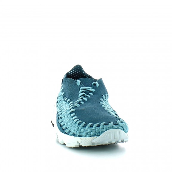 Zapatillas Nike Air footscape Woven Nm azul hombre