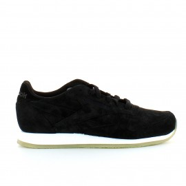 Zapatillas Reebok Classic Leather Crepe Neutral negro mujer