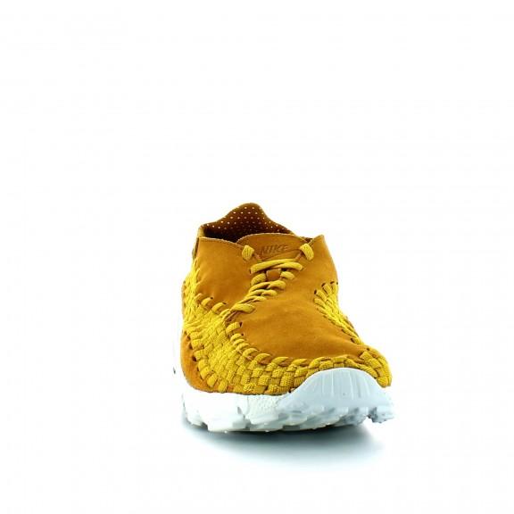 4486dd6e13115 Zapatillas Nike Air Footscape Woven Nm Mostaza Hombre - Deportes Moya