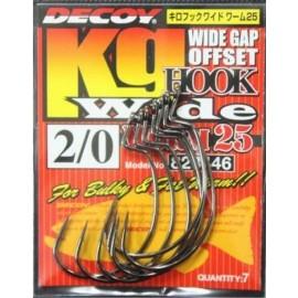Anzuelo Decoy Worm 25 2/0