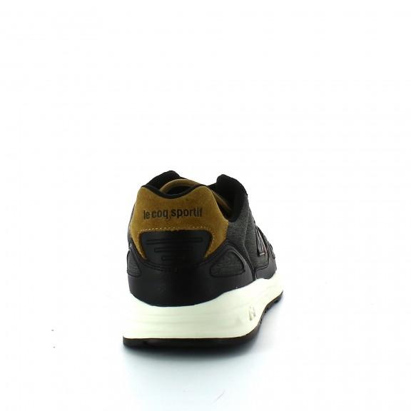 Zapatilas Le Coq  Sportif Lcs R900 2 Tones negro gris hombre