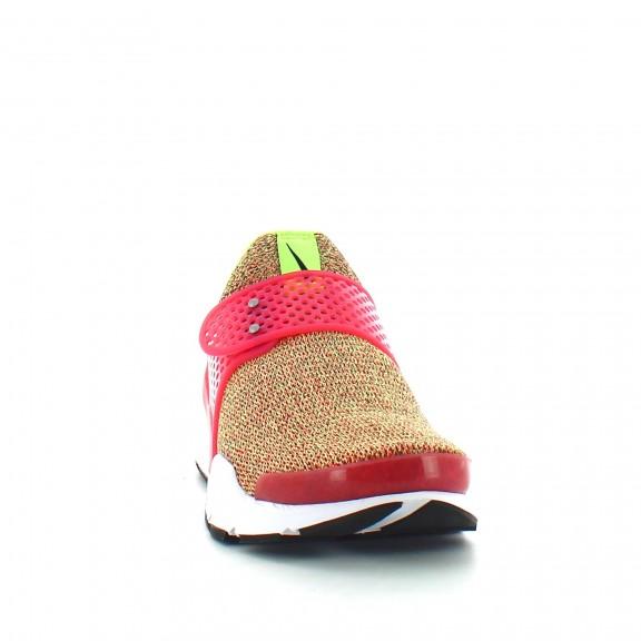 Zapatillas Nike Wmns Sock Dart Se verde rosa mujer
