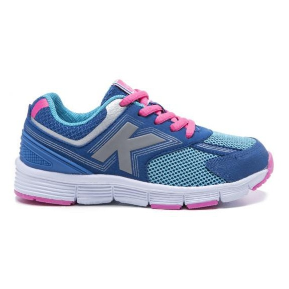 Zapatillas de running Kelme Action C turquesa/azul junior