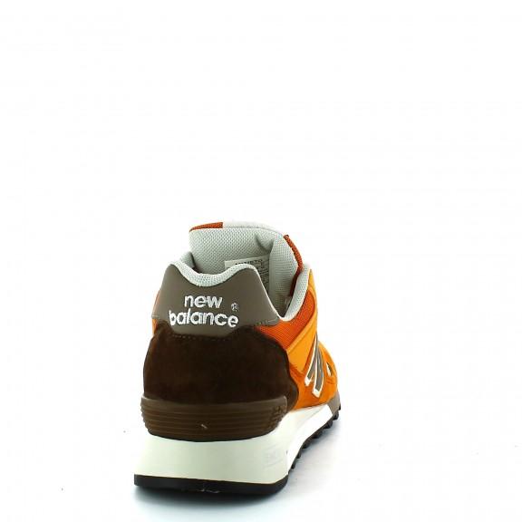 Zapatillas New Balance Lfestyle M577 Eto naranja hombre
